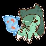 Squid Cat Auction *CLOSED*