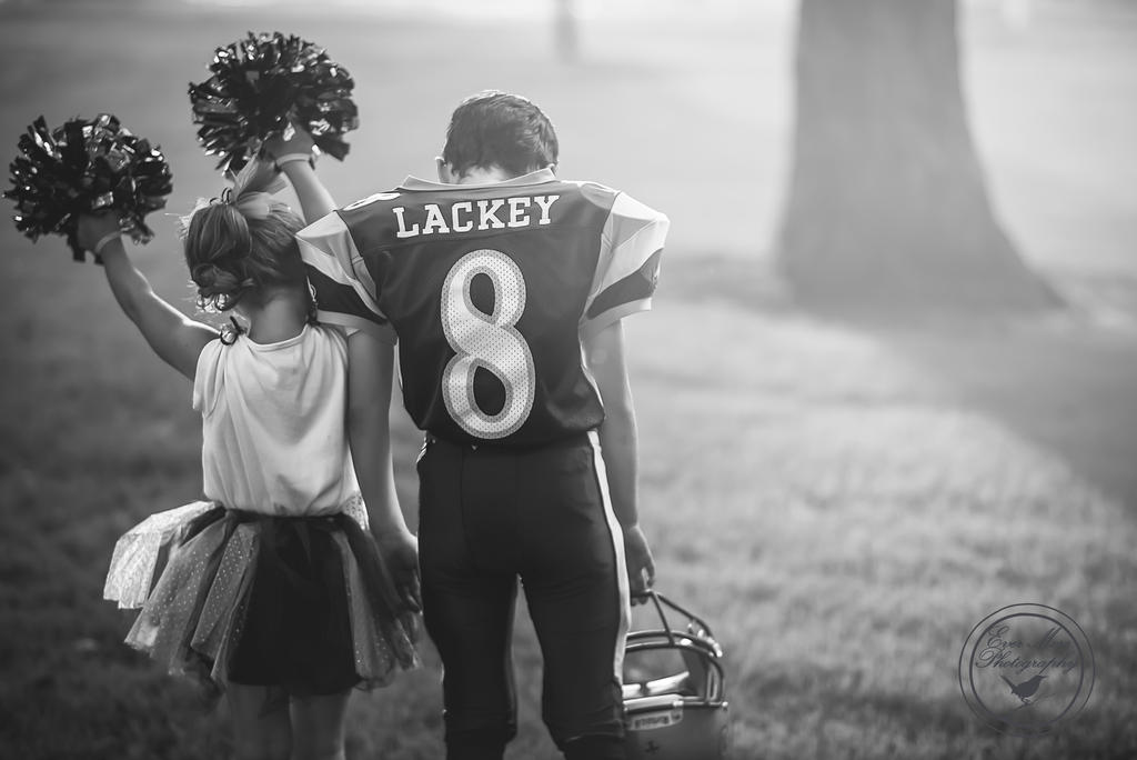 Lackey. siblings forever. by bkitten1