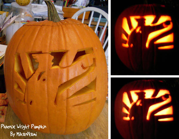 I OBJECT to this Pumpkin by MikanNami
