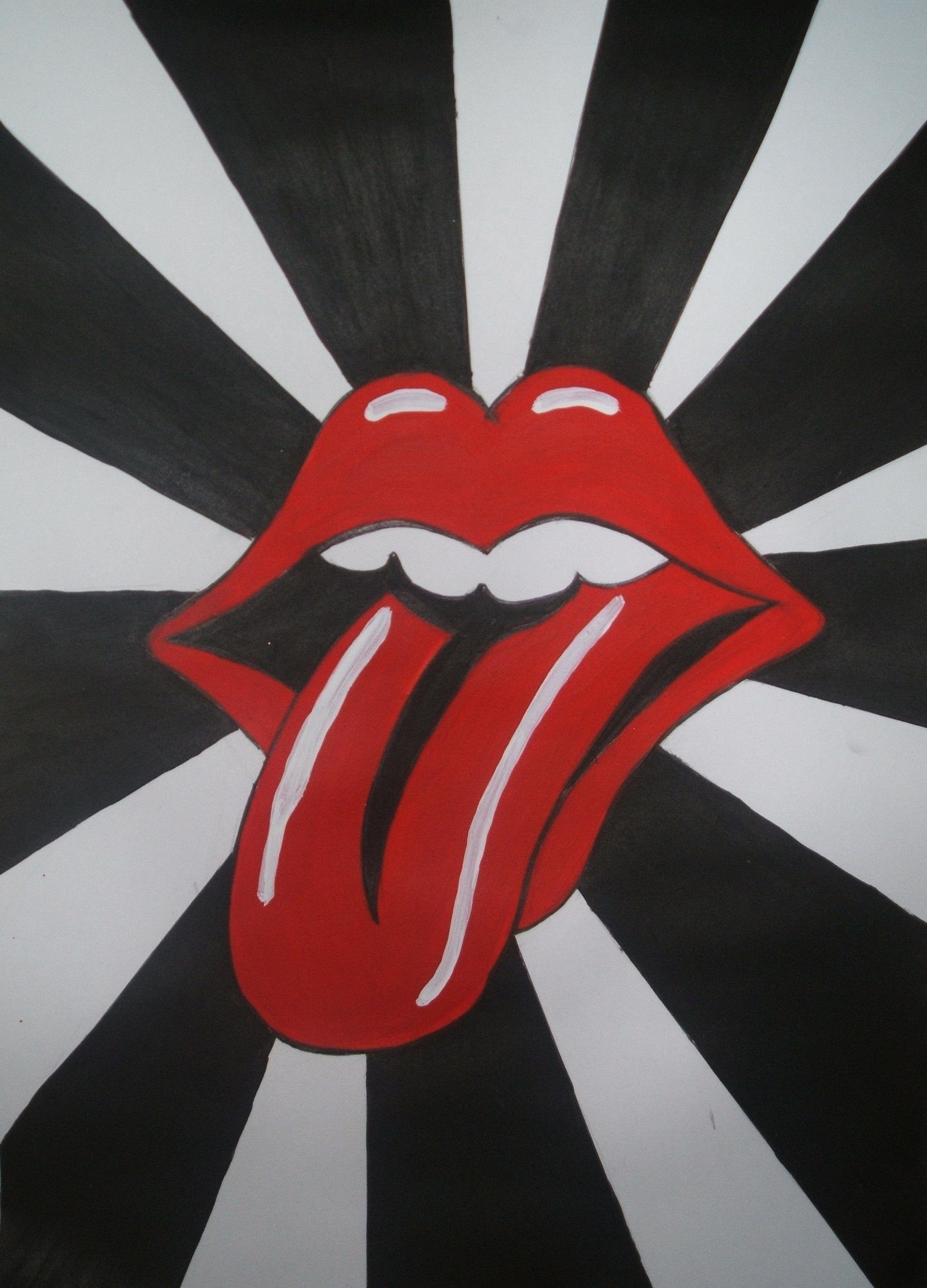 Tribute To The Rolling Stones by World-Without-Colour