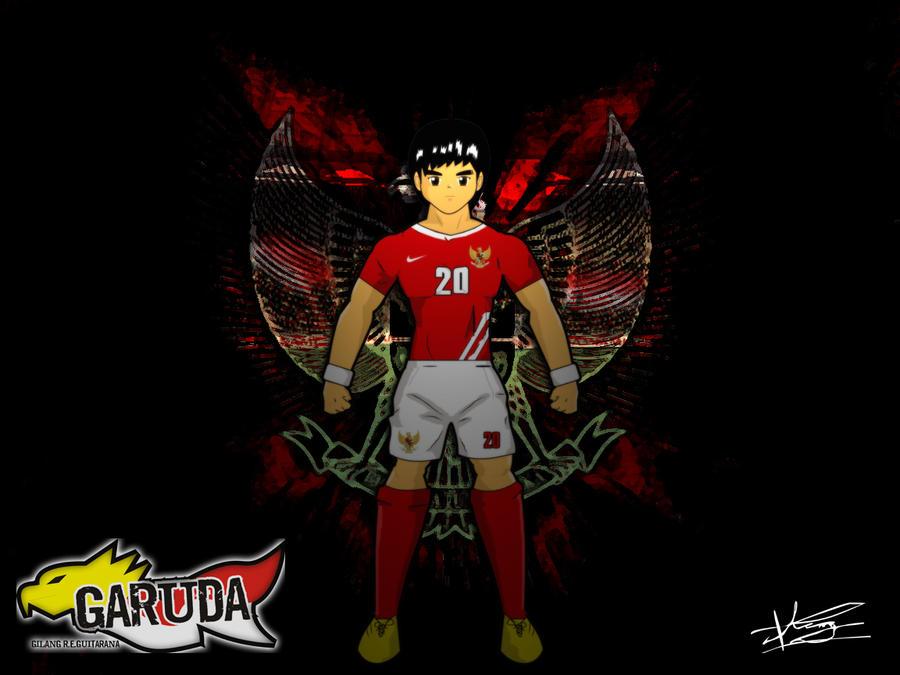 Garuda 'Indonesian Anime' By Emosukenohara On DeviantArt