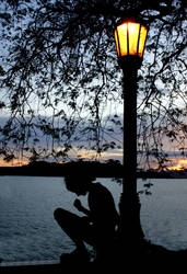We Travel By Lamplight by Mylares