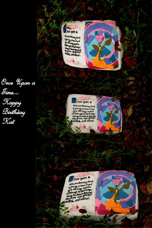 Happy Birthday Kat by Mylares