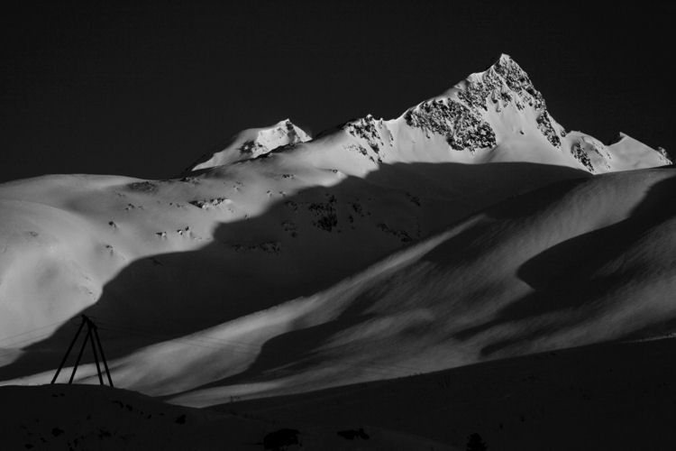 The Mountain by Mylares