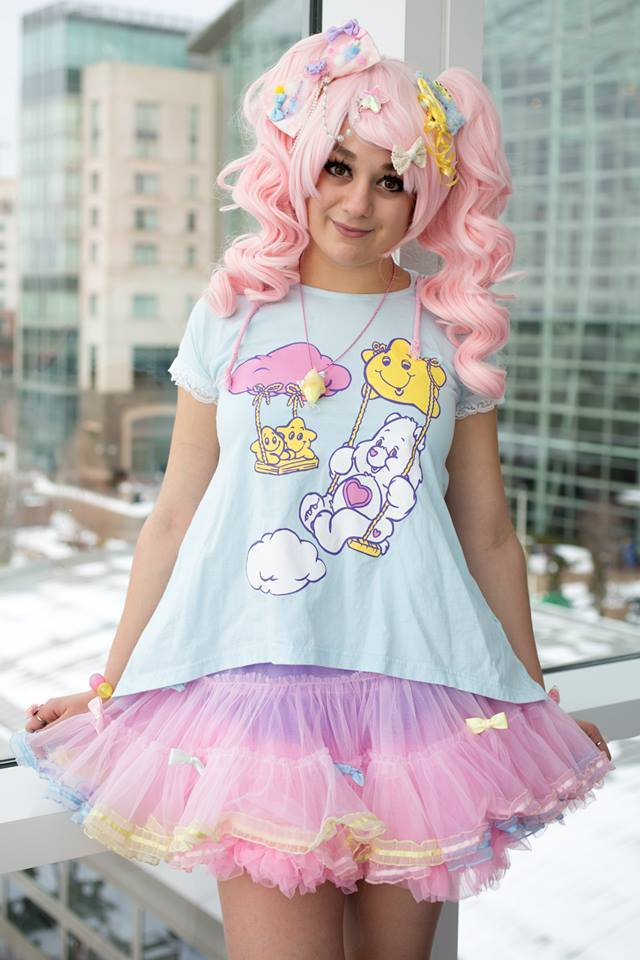 Fairy Kei At Katsucon 2014 By Kidwiththebackpack On Deviantart