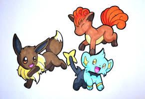 Pokemon Request by Mischief-Moose