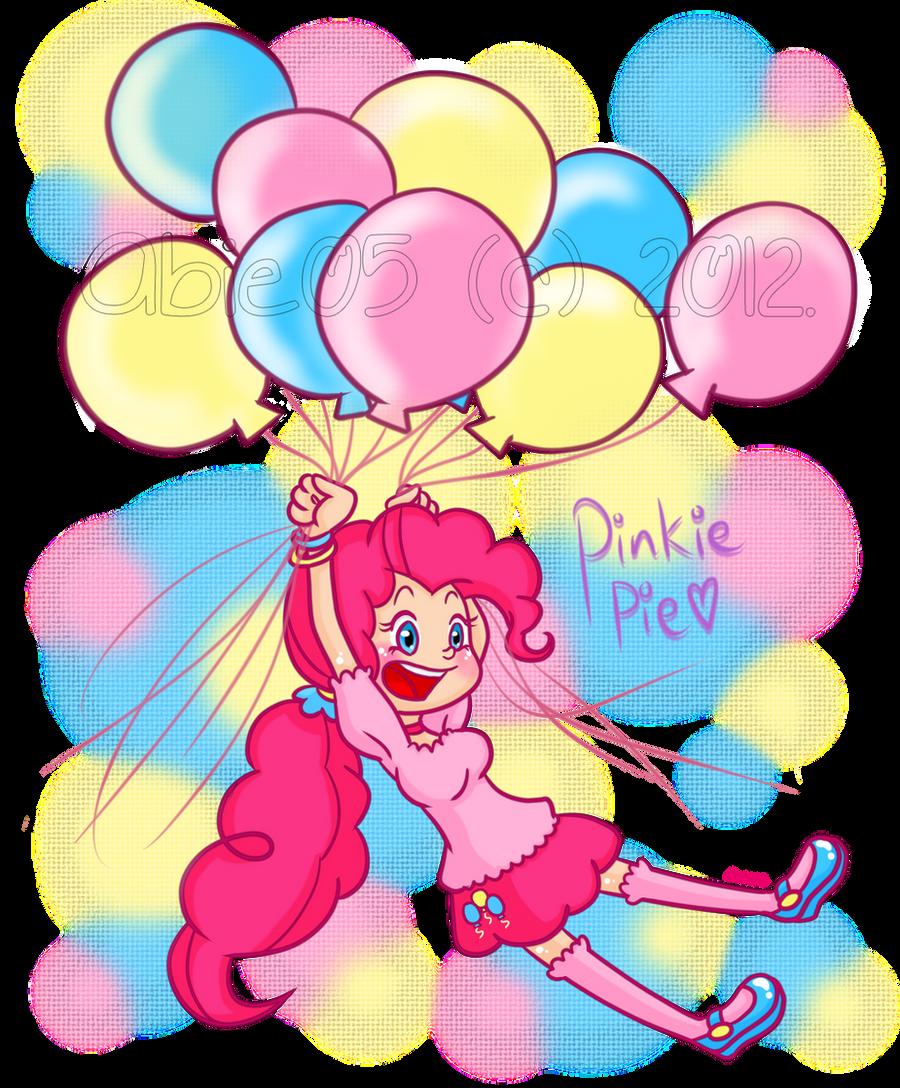 MLP:FiM- Human Pinkie Pie by Abie05