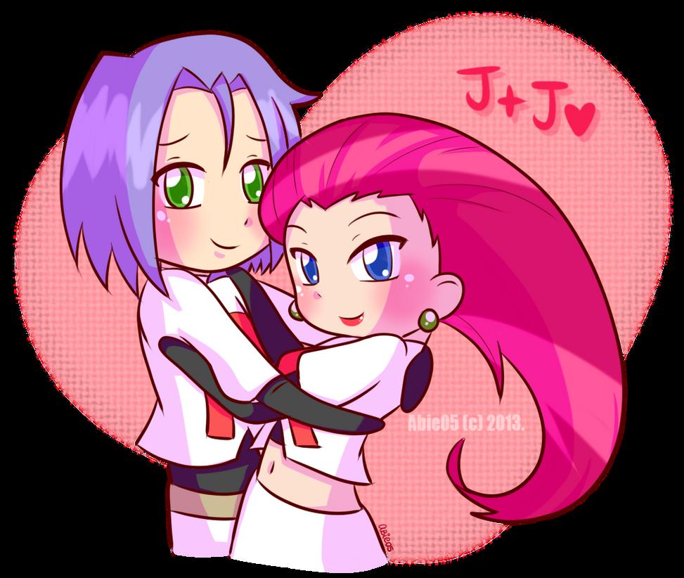 TR: Jessie + James by Abie05