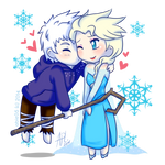 JELSA: A Kiss for the Queen