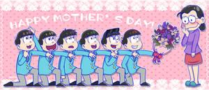 Osomatsu-san: Mother's Day by Abie05