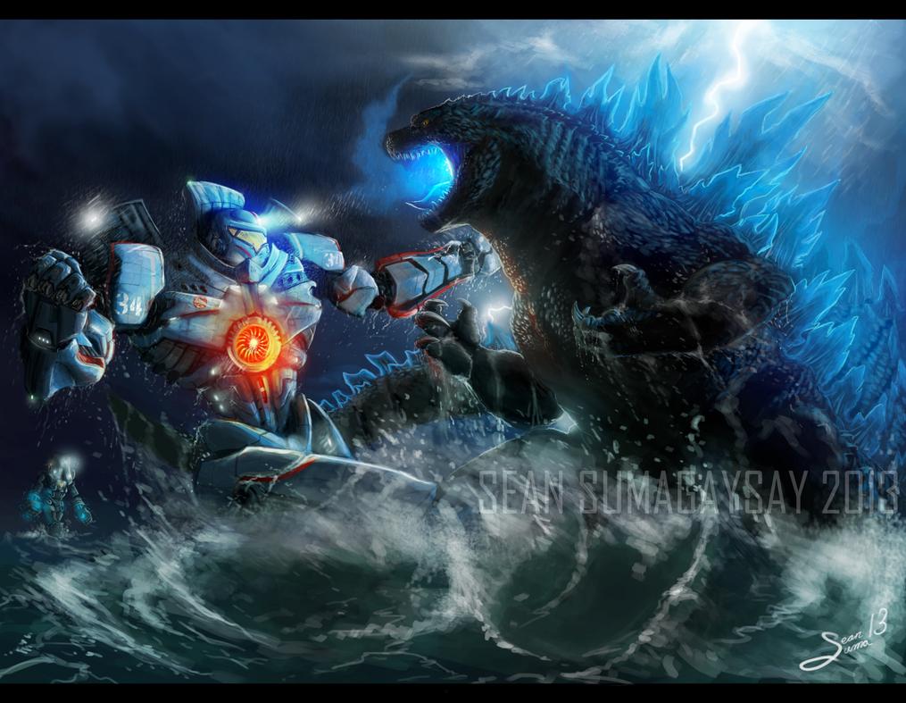 Legendary Battle by SeanSumagaysay