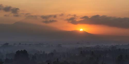 Good Morning Merapi
