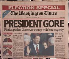 President Gore by Emperor-Norton-I