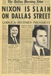 November 22nd: Nixon Killed
