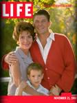 President Reagan ... In 1968