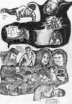 Harry Potter Comic Page