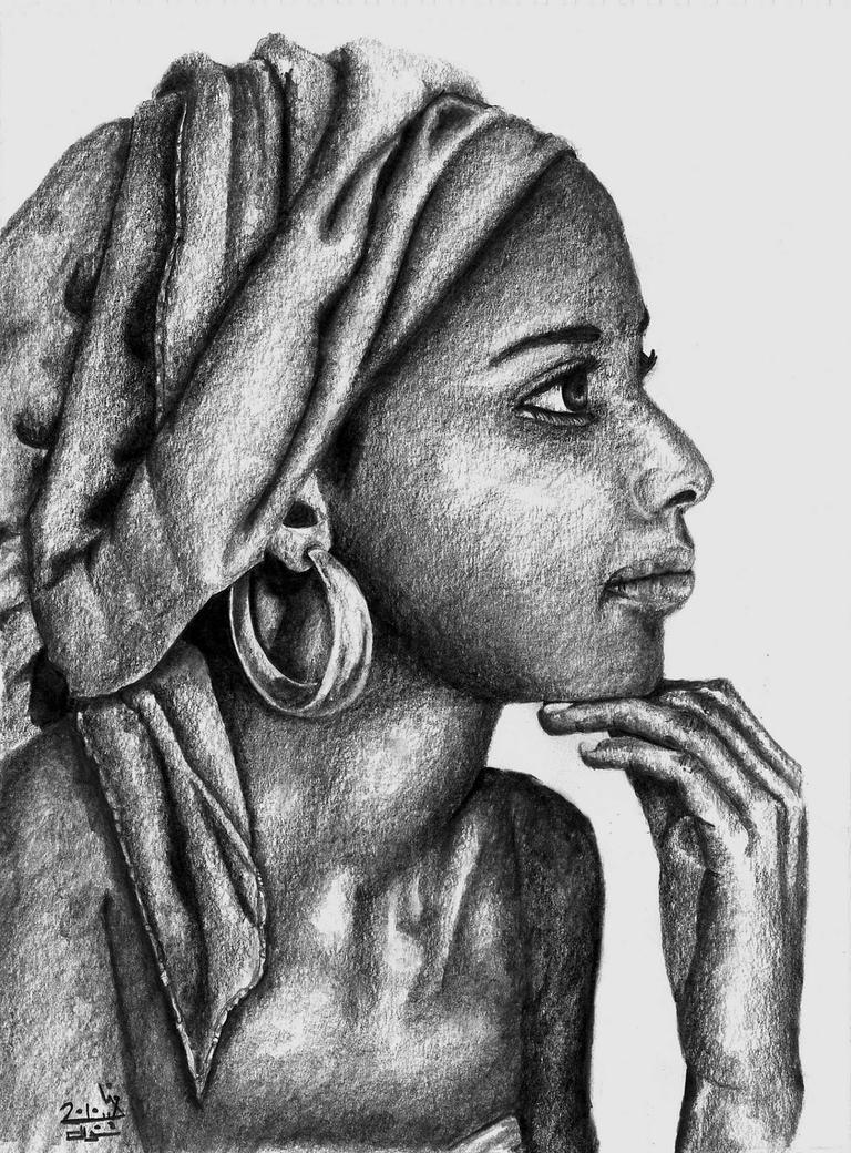African Women by MOHAART