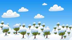 MLP-FIM: Winter Background