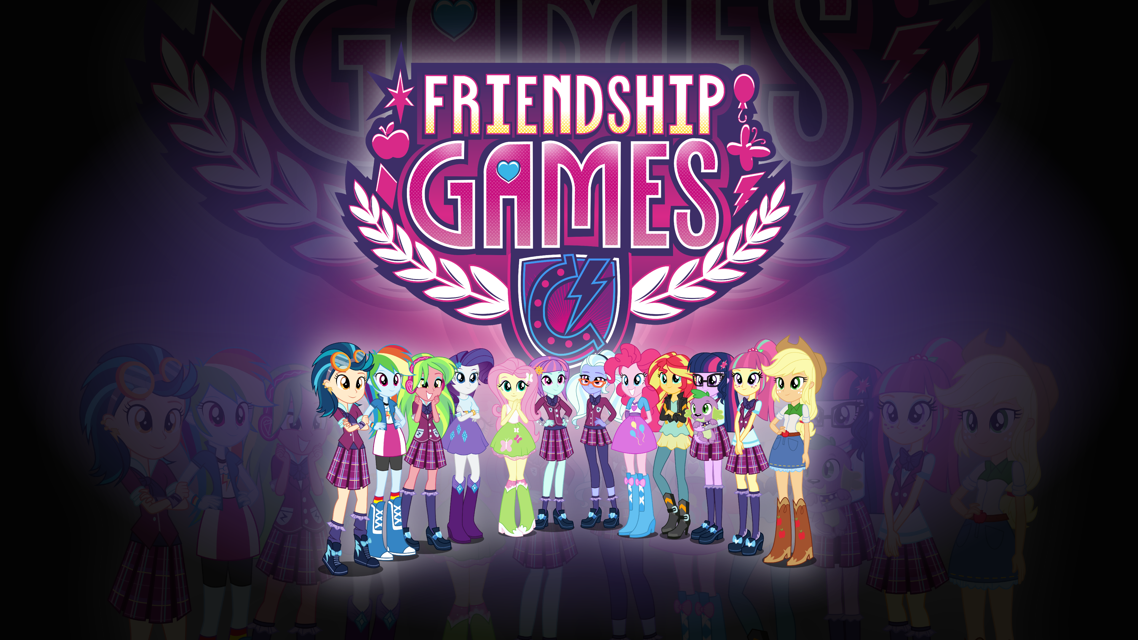 Equestria Girls Friendship games favourites by NatouMJSonic on ...