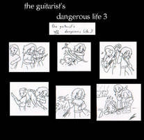guitartists dangerous life 3 by the-Adventurer-0815
