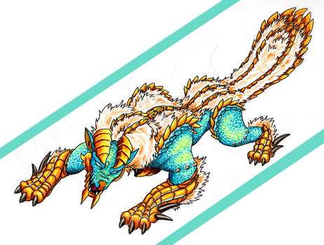 The Zinogre