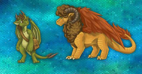 Dragons of Erwen