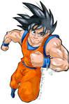 Goku by BetaoftheBass