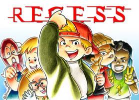 Recess by shongsalomon