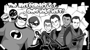 Incredibles VS Ghostbusters