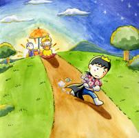 Grass Knights_2 by shongsalomon