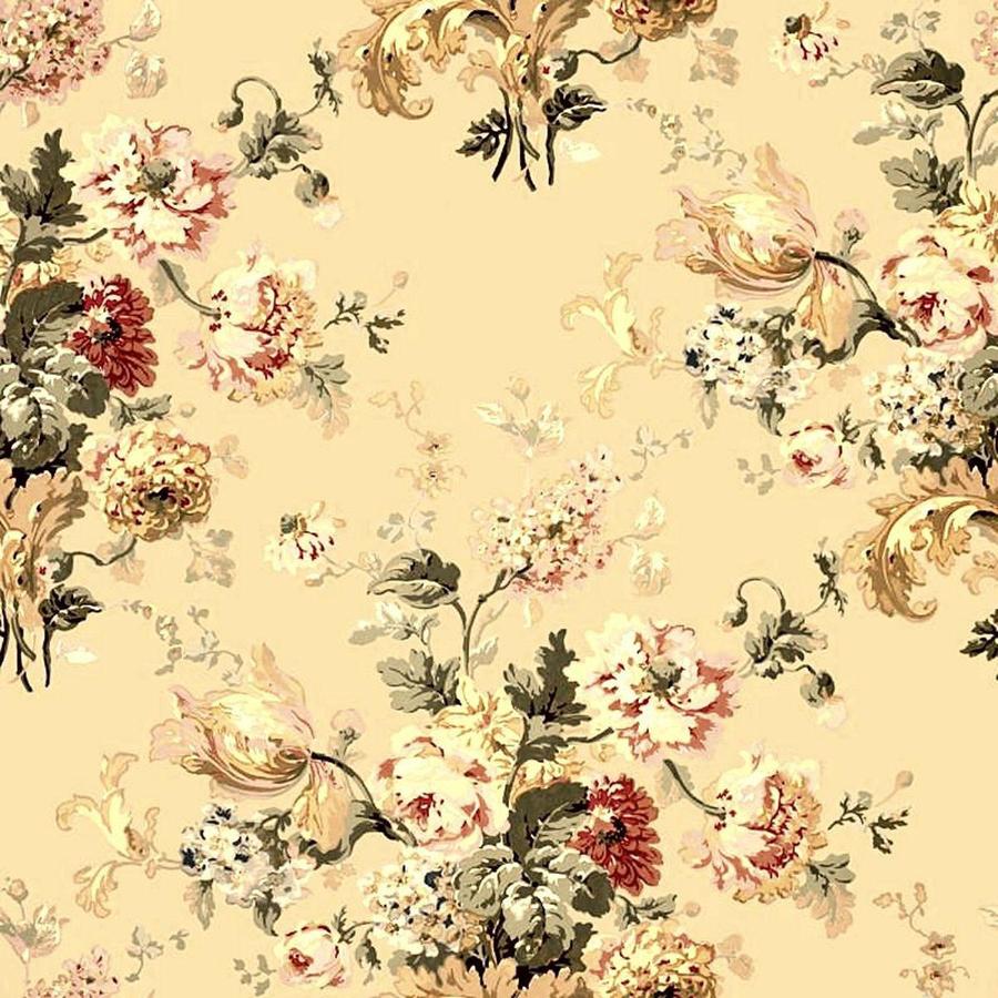 Vintage Floral JS Background by AlecWolfe on DeviantArt