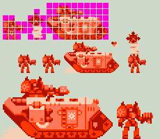 8-bit Chaos by Xeno-striker