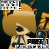 Massive Blender tutorial part1