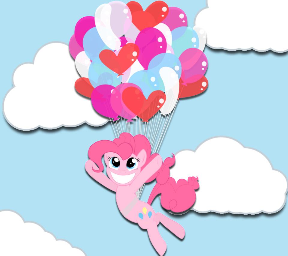Pink Balloons by Kurenai-Hio