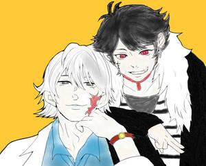 Demon Doctor + Curt