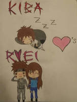 Kiba and Rei