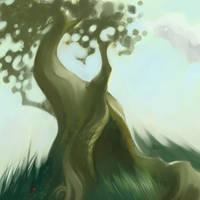 mr green tree by skim-milk