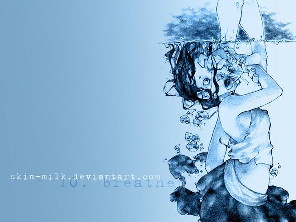 10. breathe wallpaper by skim-milk