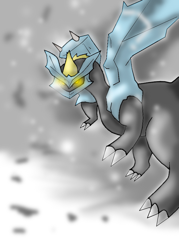 Icy tyrant by Lovelessdeception
