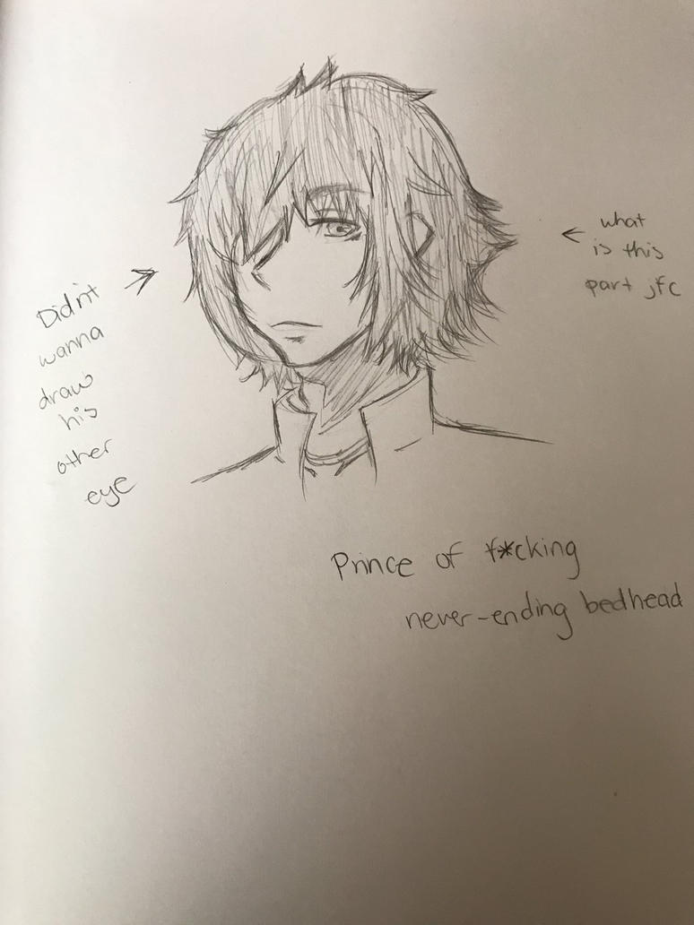 Prince Noctis by IriShootingStar
