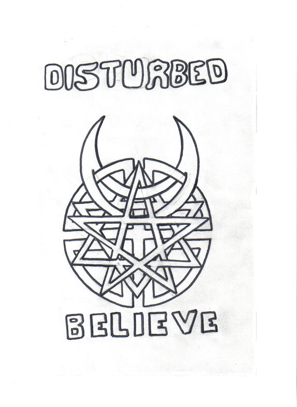 Disturbed Logo by JD6121 on deviantART