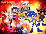Sonic - Naruto Cosplay