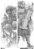 Rakshazar Archetypes by nehsan-darke