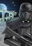 Fanart Friday #8 - Star Wars Deathtrooper