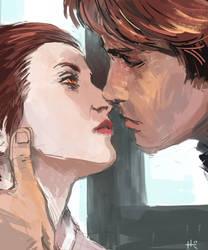 Fanart Friday #11- Star Wars - Love by nehsan-darke