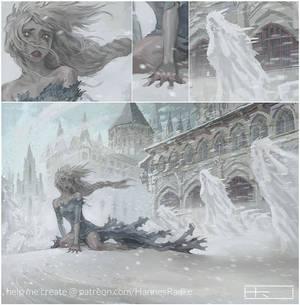 Fanart Friday #15 - Frozen Souls