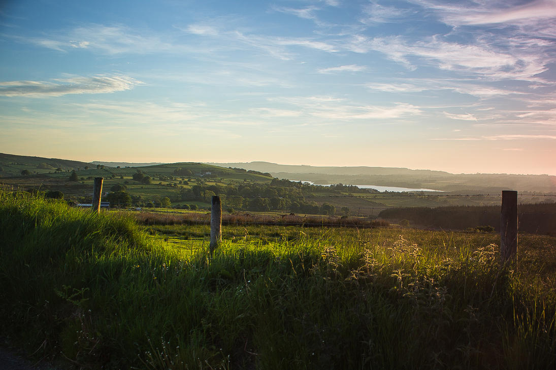 Blessington view by Wanowicz