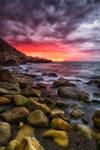 Stunning sunrise by Wanowicz