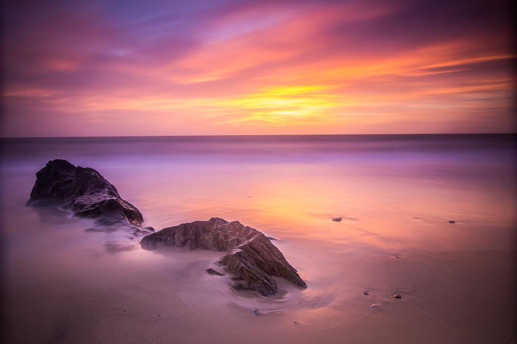 Sunrise lights by Wanowicz