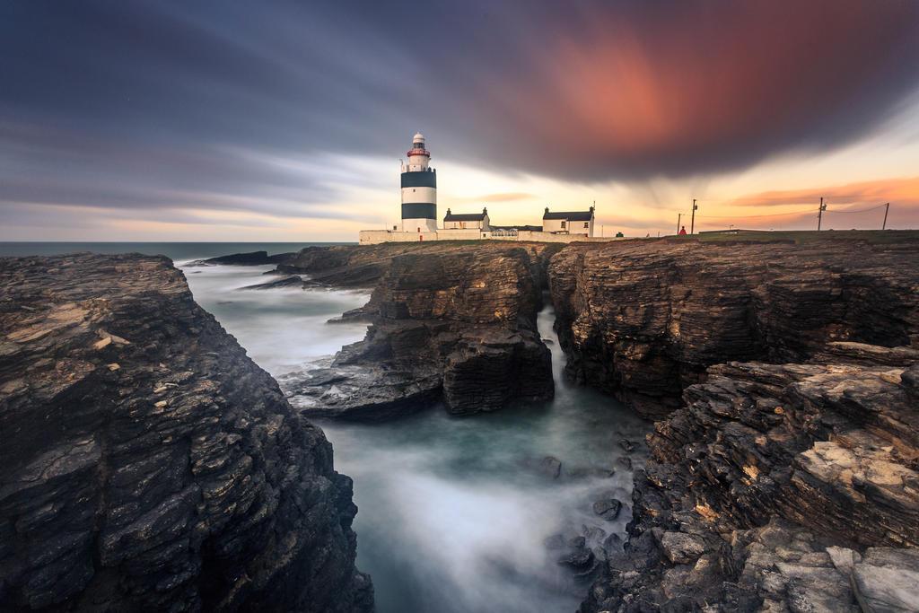 Hook Head Lighthouse by Wanowicz